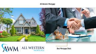 Are you Looking for the Best Mortgage Deals?