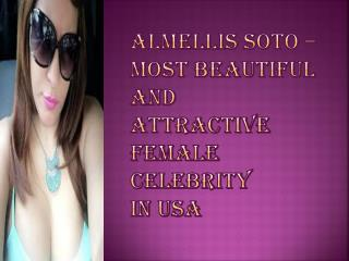 Most Beautiful and Attractive Female Celebrity in USA