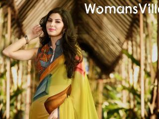 Womansvilla casual Sarees online collection -November 2016