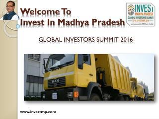 Fruitful investmentI Opportunities in Madhya Pradesh