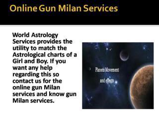 Get Online Gun Milan Services - worldastrologyservices