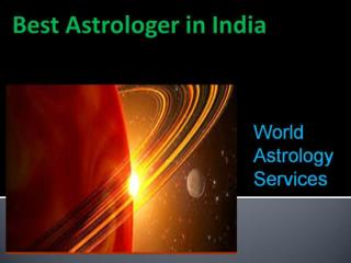 Best Astrologer in India -Worldastrologyservices