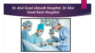 Dr Atul Goel Neurosurgeon, Atul Goel Neurosurgeon