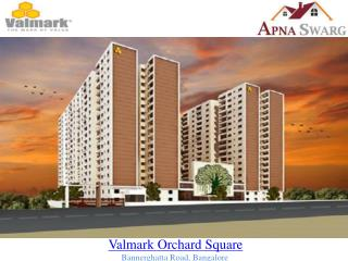 Valmark Orchard Square Luxury facilities
