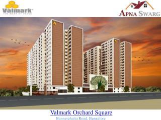 Valmark Orchard Square Luxury facilities