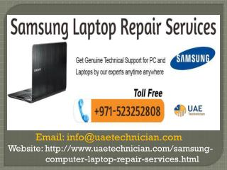 Samsung Laptop Repair Services: 971-523252808
