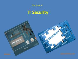 The state of IT Security