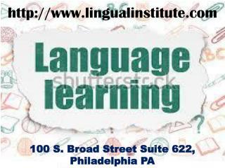 English language improvement