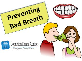 how to avoid having bad breath