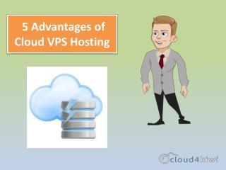 5 Advantages of Cloud VPS Hosting