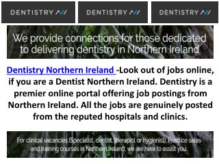 Dentist Northern Ireland