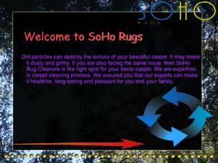 Soho Rug Cleaning