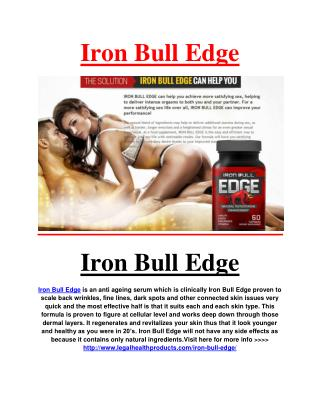 http://www.legalhealthproducts.com/iron-bull-edge/