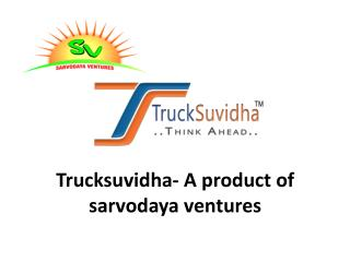 How To Use Distance Calculator With TruckSuvidha??