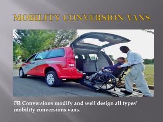 Mobility Car Conversions - FrConversions