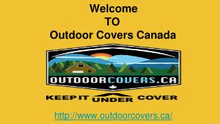Ultimate Touch Products - Outdoorcovers.ca