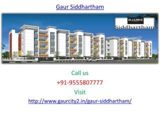 Gaur Siddhartham Luxurious Lifestyle