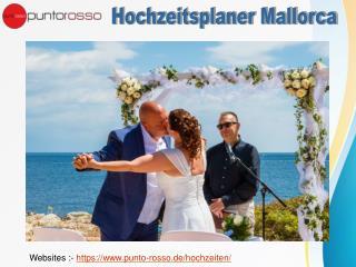 Tipps, um professionelle Hochzeit Planer in Mallorca mieten