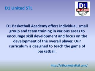 Fascinated Youth Basketball Tournaments - D1 United STL