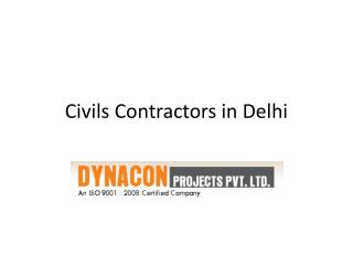 Civil Contractors in Noida