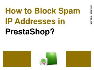 PrestaShop Block Country IP Module