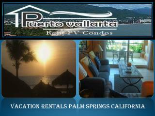 Puerto Vallarta Condo Rentals