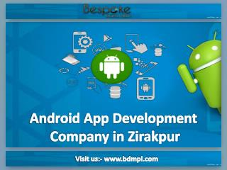 App Development Company in Zirakpur