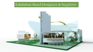 Outstanding Exhibition Stand Designers in Dubai