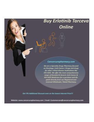 Erlotinib 150 mg Tablet | Erlotinib 100 mg Tablet