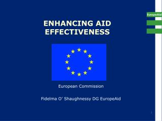 ENHANCING AID EFFECTIVENESS