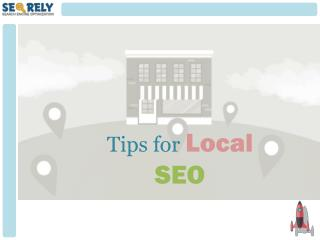Tips for Local SEO - Seorely
