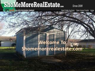 Missouri hunting land at shomemorerealestate.com