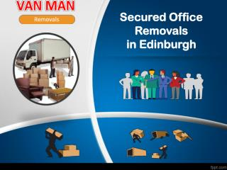 High Quality Office removals Services