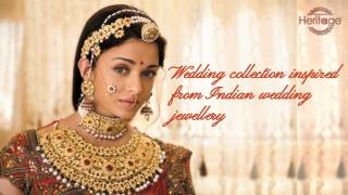 Wedding Collection inspired by Indian Bridal Jewellery