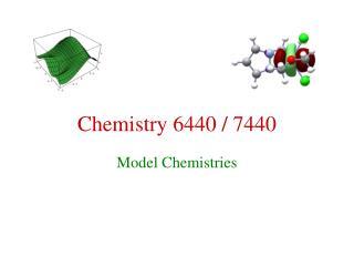 Chemistry 6440