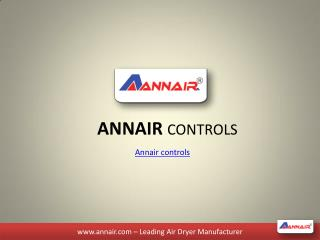 Annair -Mumbai Heatless air dryer Marufacturer and Supplier
