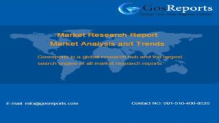 Gosreports:Global Spinal Implants Market Expected to USD$ 16.1 Billion By 2020