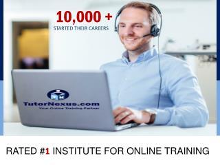 Hadoop Admin Online Training  - tutornexus.com