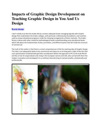 Graphic design - You And Us Design