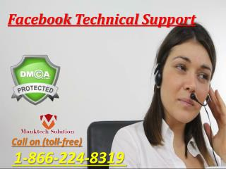 Make a call on our Facebook Technical upport @1-866-224-8319(toll free)