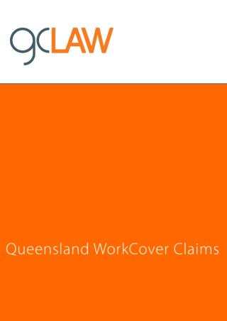 Queensland Workcover Claims