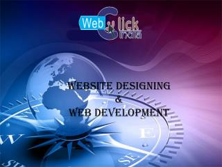 Benefits Of A Custom Website Designing