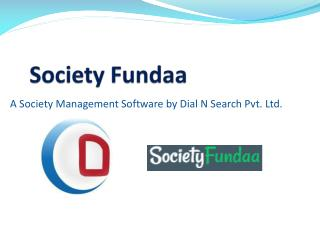 Society Management Software in Thane, Mumbai & Navi Mumbai