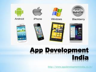 mobile app development companies in india