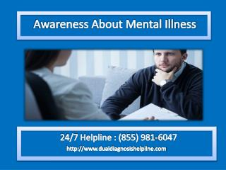 Experts Advise on Mental Health Awareness