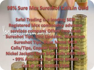 Crude Oil Trading Tips and MCX Trading Tips Provider in Commodity Market