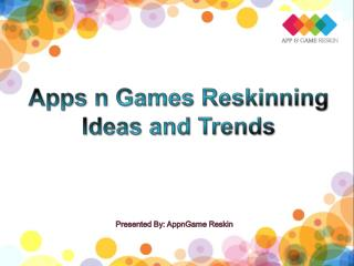 Best Ideas for Apps n Games Reskin and Trends - AppnGameReskin.com