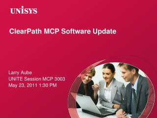 ClearPath MCP Software Update