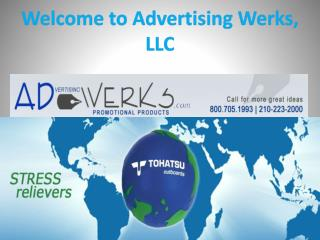 Welcome to Advertising Werks, LLC