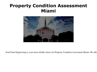 Commercial Structural Inspection Fort Lauderdale